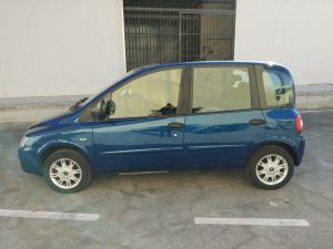 Fiat Multipla 1.6 Naturalpower