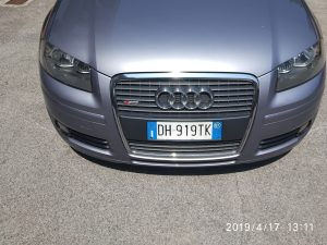 Audi A3 Sportback sline