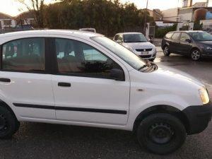 FIAT PANDA 4X4 GPL